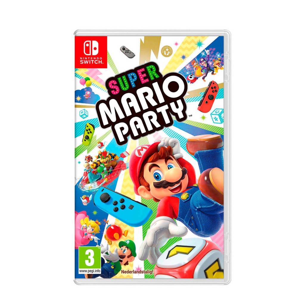 Super Mario Party  (Nintendo Switch), -