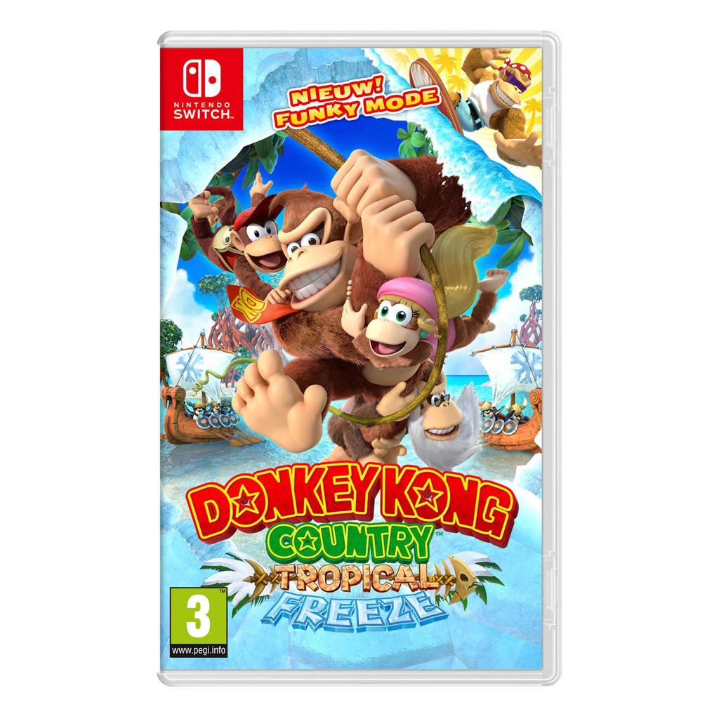 Donkey Kong Country: Tropical Freeze (Nintendo Switch), -