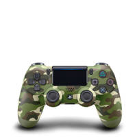 Sony PlayStation 4 Wireless DualShock 4 V2 controller groen, Groen camouflage