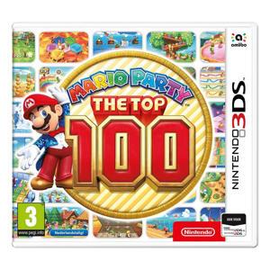 Mario Party: Top 100 (3DS)