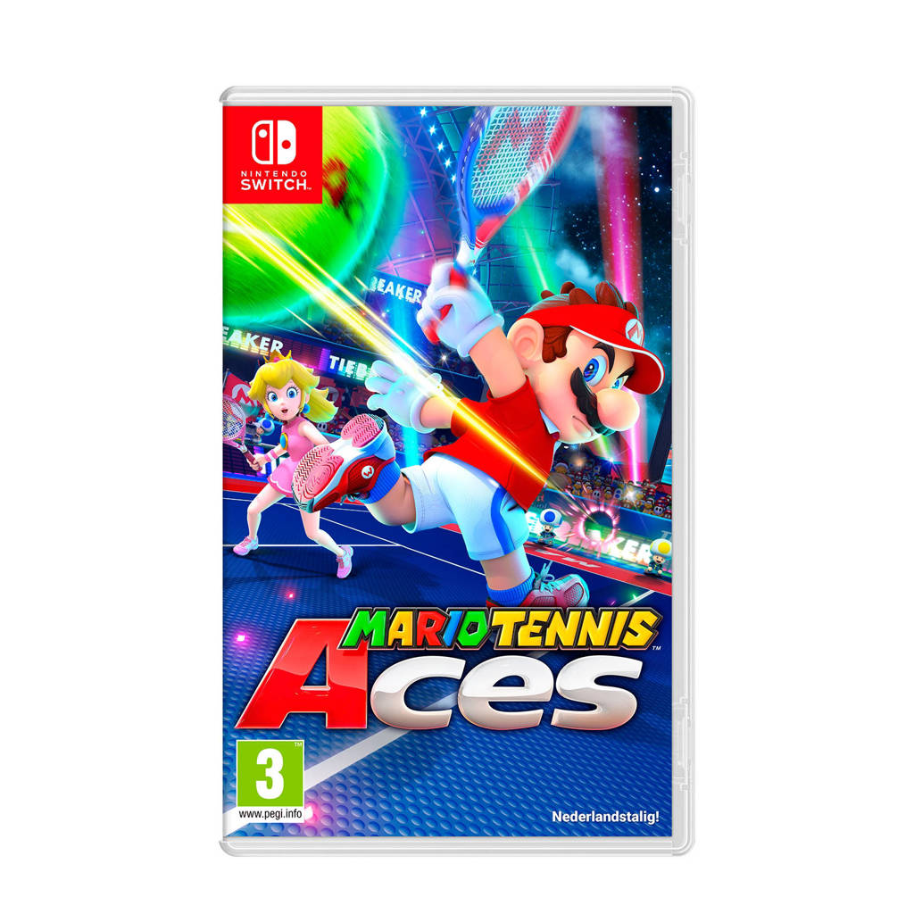 Mario Tennis Aces (Nintendo Switch), -