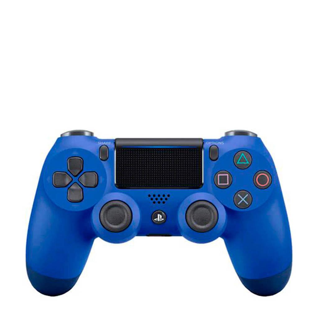 Sony PlayStation 4 DualShock 4 controller v2 blauw, Wave Blue