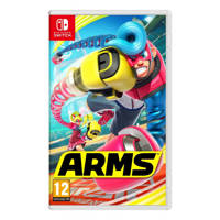 Arms (Nintendo Switch), -