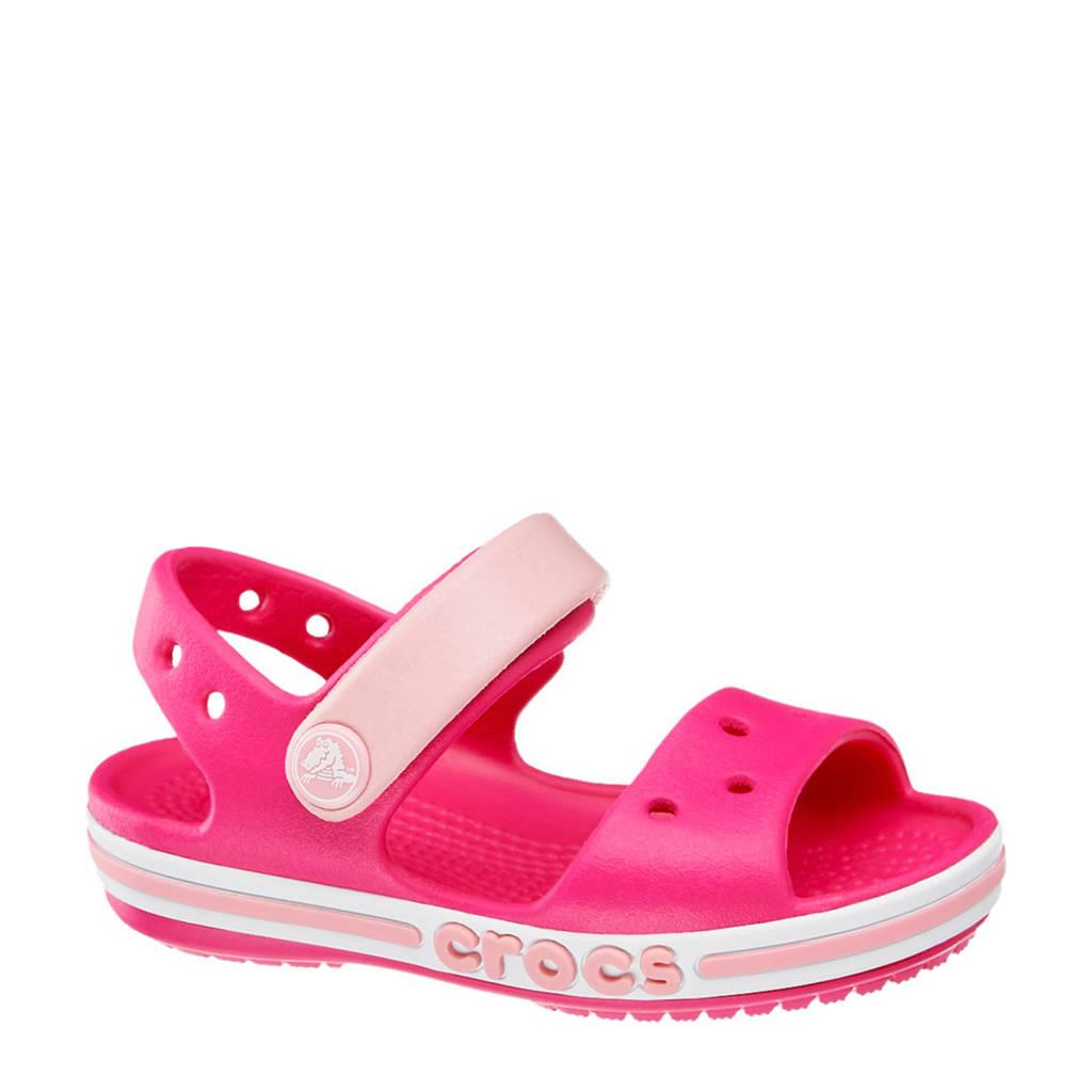 Crocs sandalen Bayaband roze, Roze