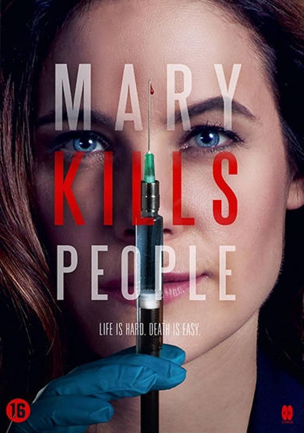 Mary Kills People - Seizoen 1 (DVD)
