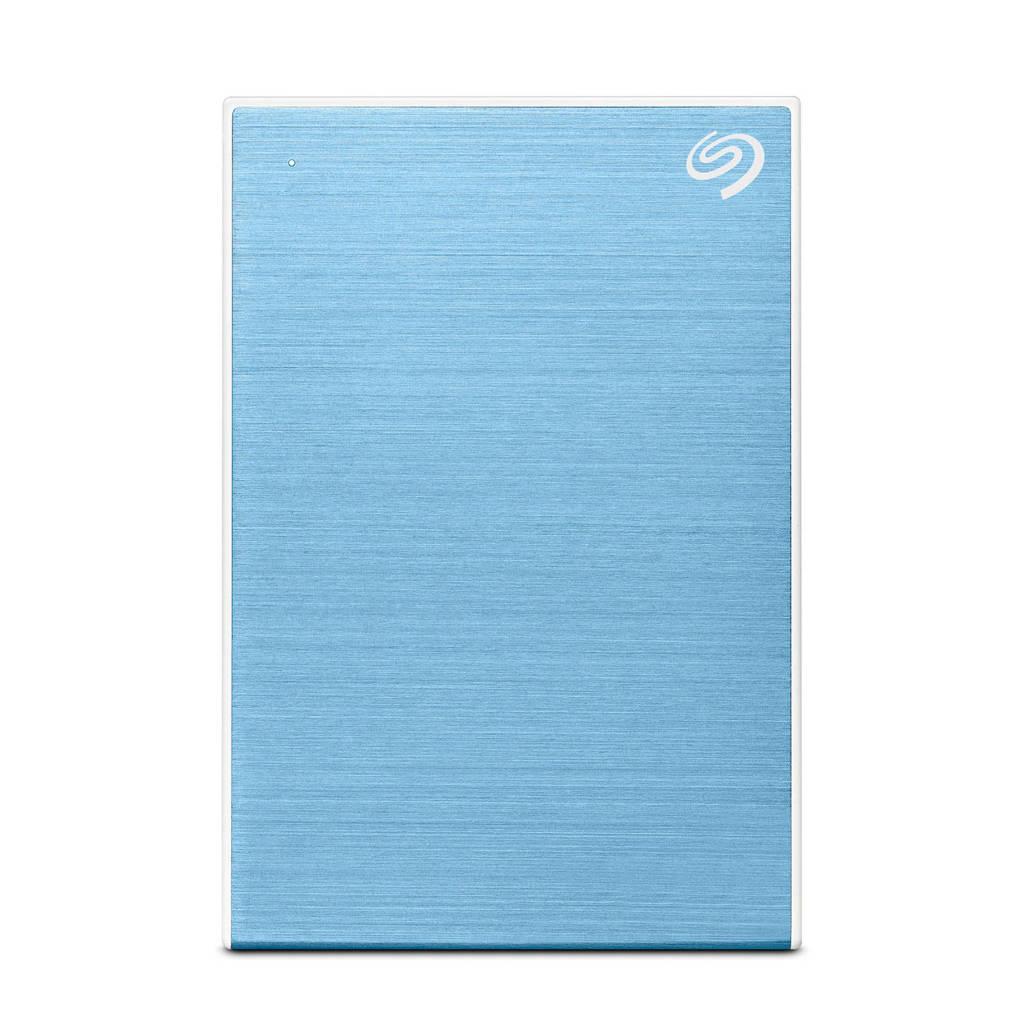 Seagate  Backup Plus Portable externe harde schijf 1TB blauw, 1000, Blauw