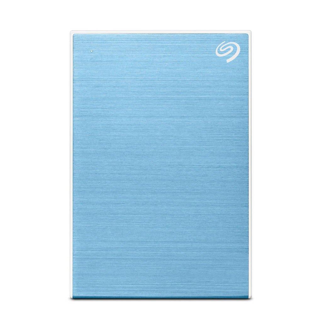 Seagate  Backup Plus Portable externe harde schijf 4TB blauw, 4000, Blauw