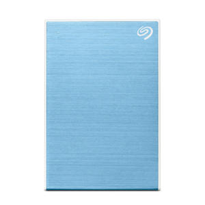 Backup Plus Portable externe harde schijf 5TB blauw