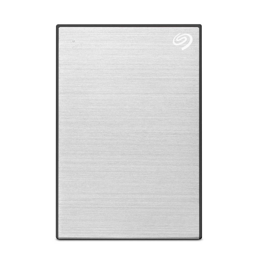 Seagate  Backup Plus Portable externe harde schijf 4TB zilver, 4000, Zilver