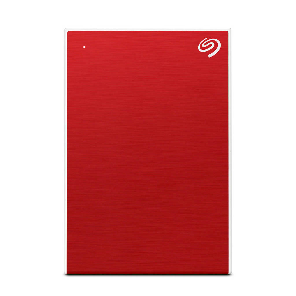 Seagate  Backup Plus Portable externe harde schijf 2TB rood, 2000, N.v.t.