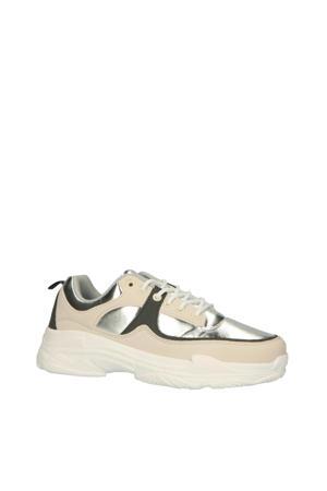 Aero chunky sneakers zilver