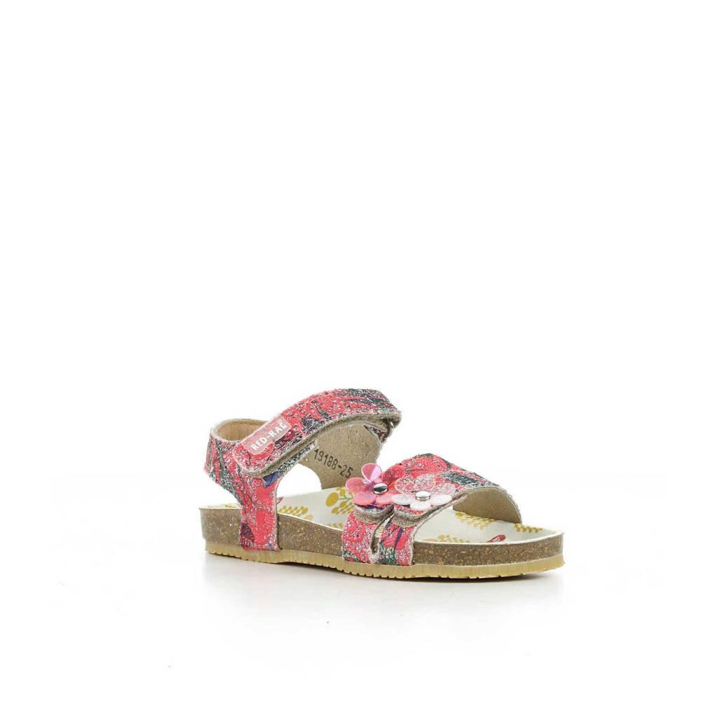 Red Rag sandalen roze, Roze