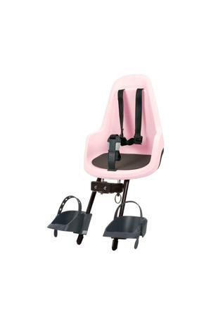 Go Mini fietsstoeltje voor cotton candy pink