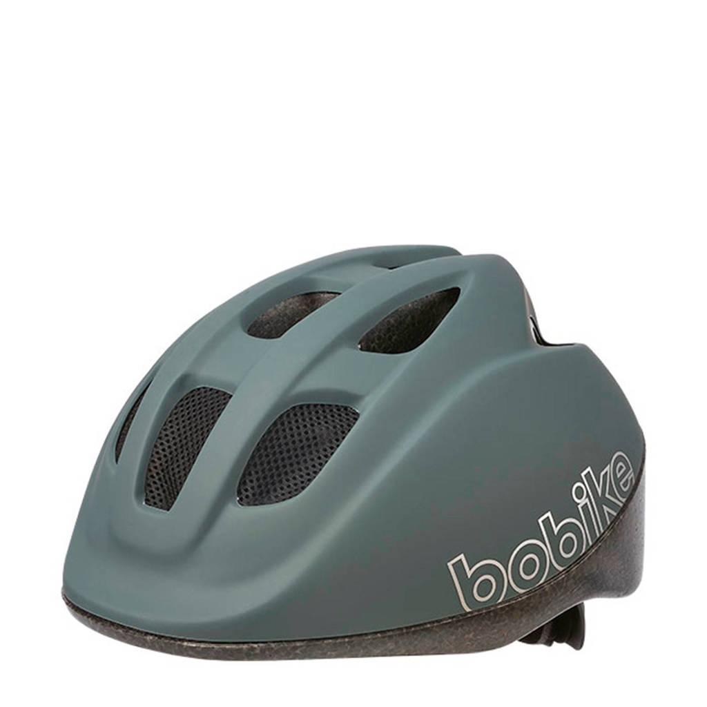 Bobike Go fietshelm macaron grey XS, Macaron Grey