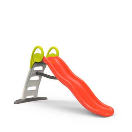 Smoby Rutschbahn Funny Slide Rot-Grau speeltuinglijbaan