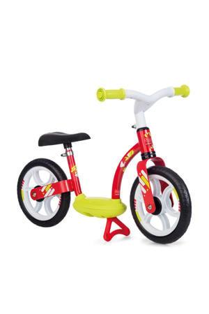 balance bike comfort rood