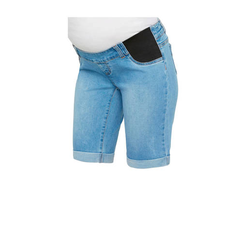MAMA-LICIOUS low waist slim fit jeans short