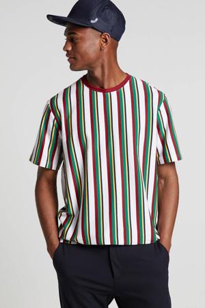 gestreept T-shirt Fabian