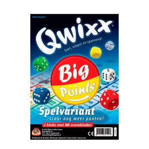 Qwixx Big Points scoreblok uitbreidingsspel