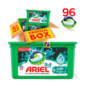 Touch Of Lenor 3in1Pods wasmiddelcapsules 3 x 32 wasbeurten