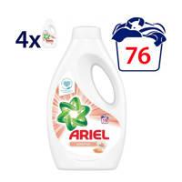 Ariel Sensitive vloeibaar wasmiddel 4 x 19 wasbeurten