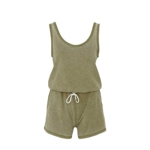 ONLY playsuit groen