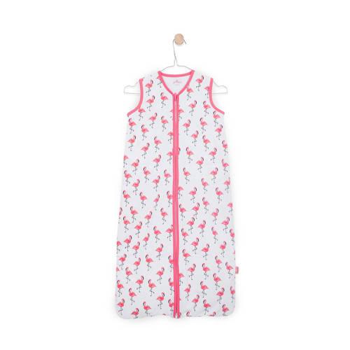 Jollein jersey zomerslaapzak flamingo kopen