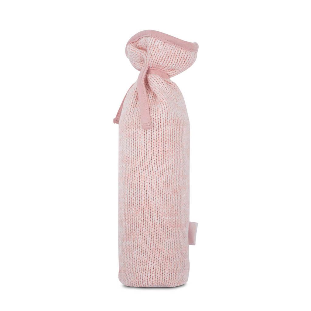Jollein kruikenzak Melange Knit roze, Roze
