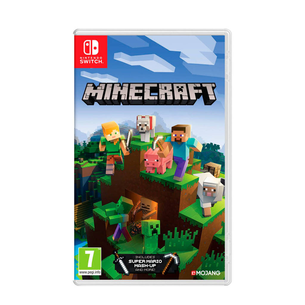 Minecraft (Nintendo Switch), -
