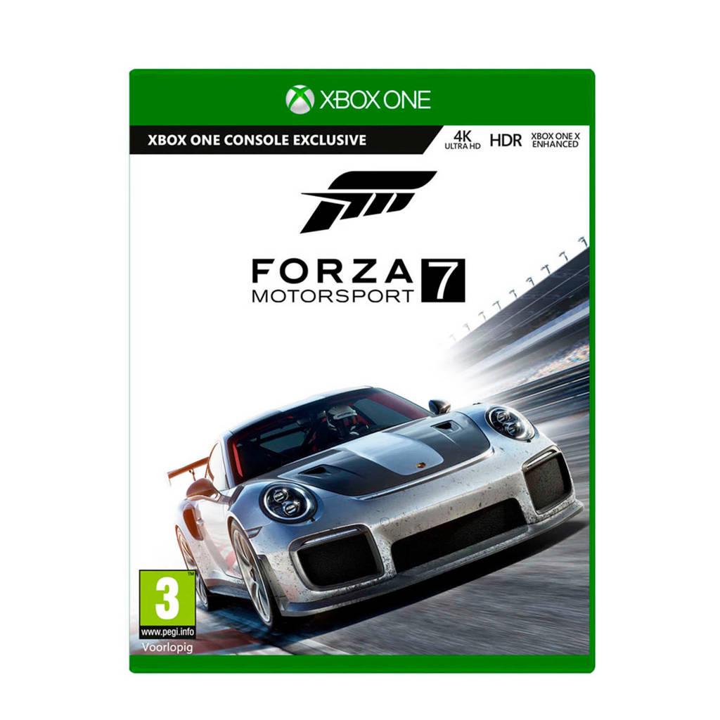 Forza Motorsport 7 (Xbox One), N.v.t.