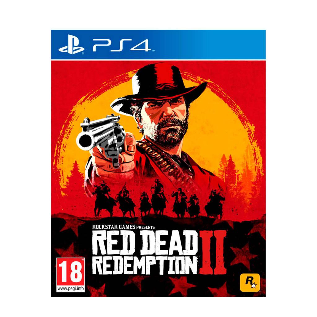 Red Dead Redemption 2 (PlayStation 4), N.v.t.