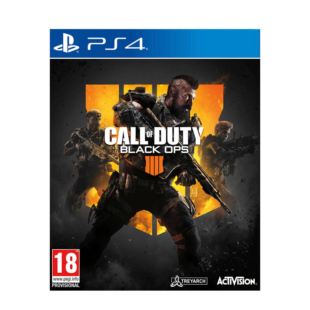 Call of Duty: Black Ops 4 (PlayStation 4), -