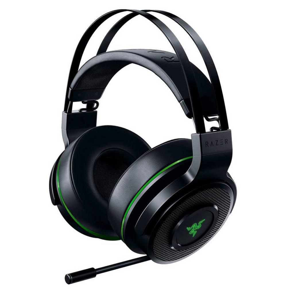 Razer Xbox One  Thresher 7.1 draadloze gaming headset, Zwart