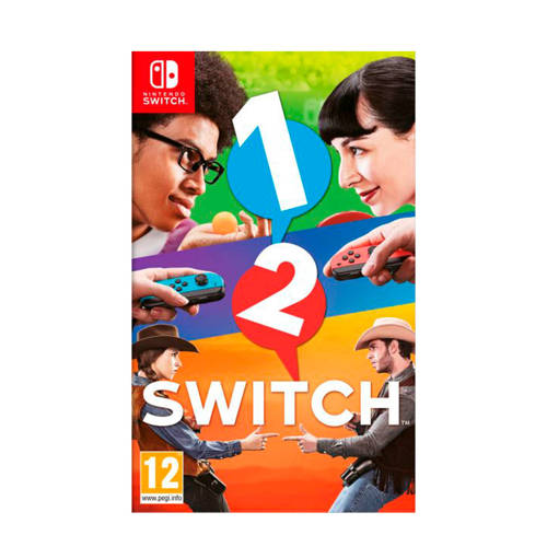 NINTENDO NETHERLANDS BV 1-2-Switch