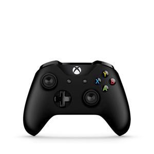 Microsoft S draadloze controller zwart