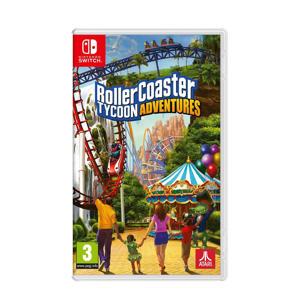 Rollercoaster tycoon - Adventures (Nintendo Switch)