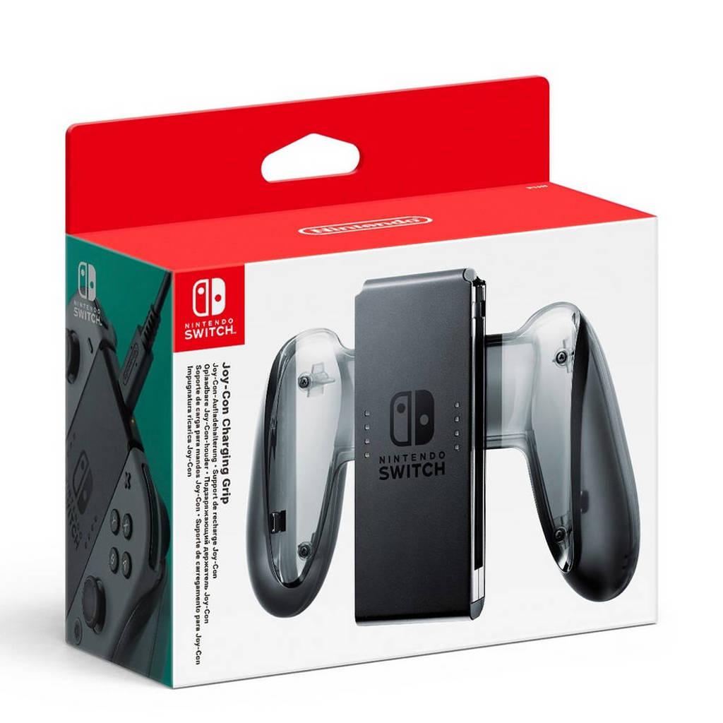 Nintendo Switch Joy-Con controller oplaadstation, Zwart/grijs