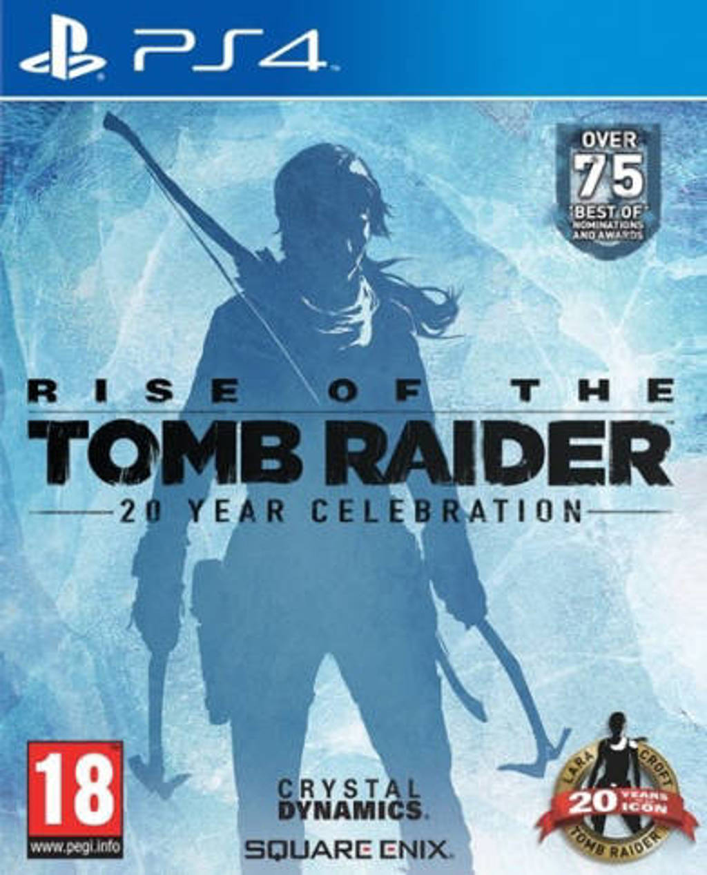Rise of the tomb raider  (PlayStation 4), N.v.t.
