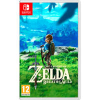 The legend of Zelda: Breath of the Wild (Nintendo Switch), -
