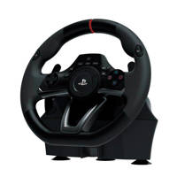 Hori Apex racestuur (PC/PS4/PS3), Zwart