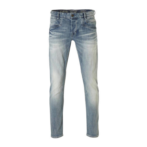 PME Legend tapered fit jeans Curtis light denim