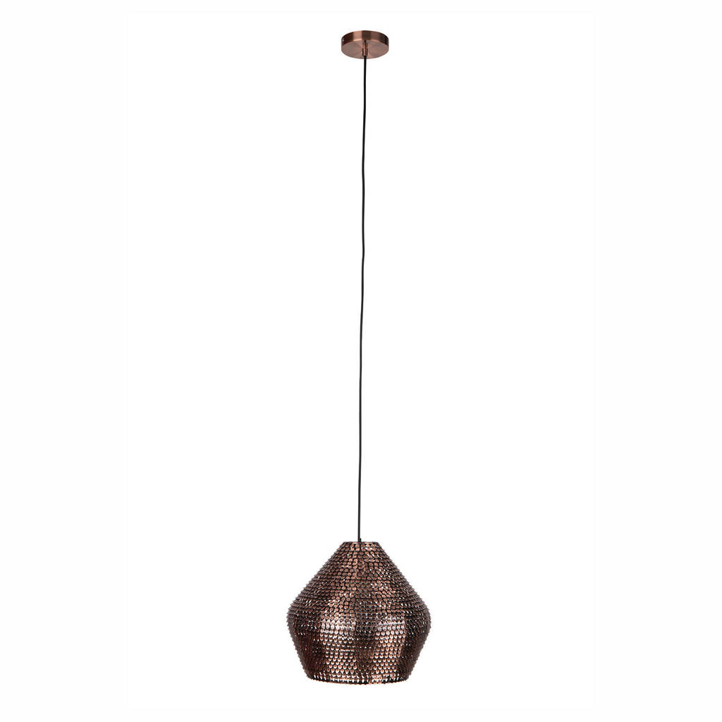 Dutchbone hanglamp Cooper, Koper