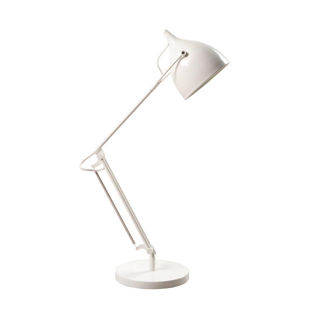 Zuiver Bureaulamp Reader, Wit