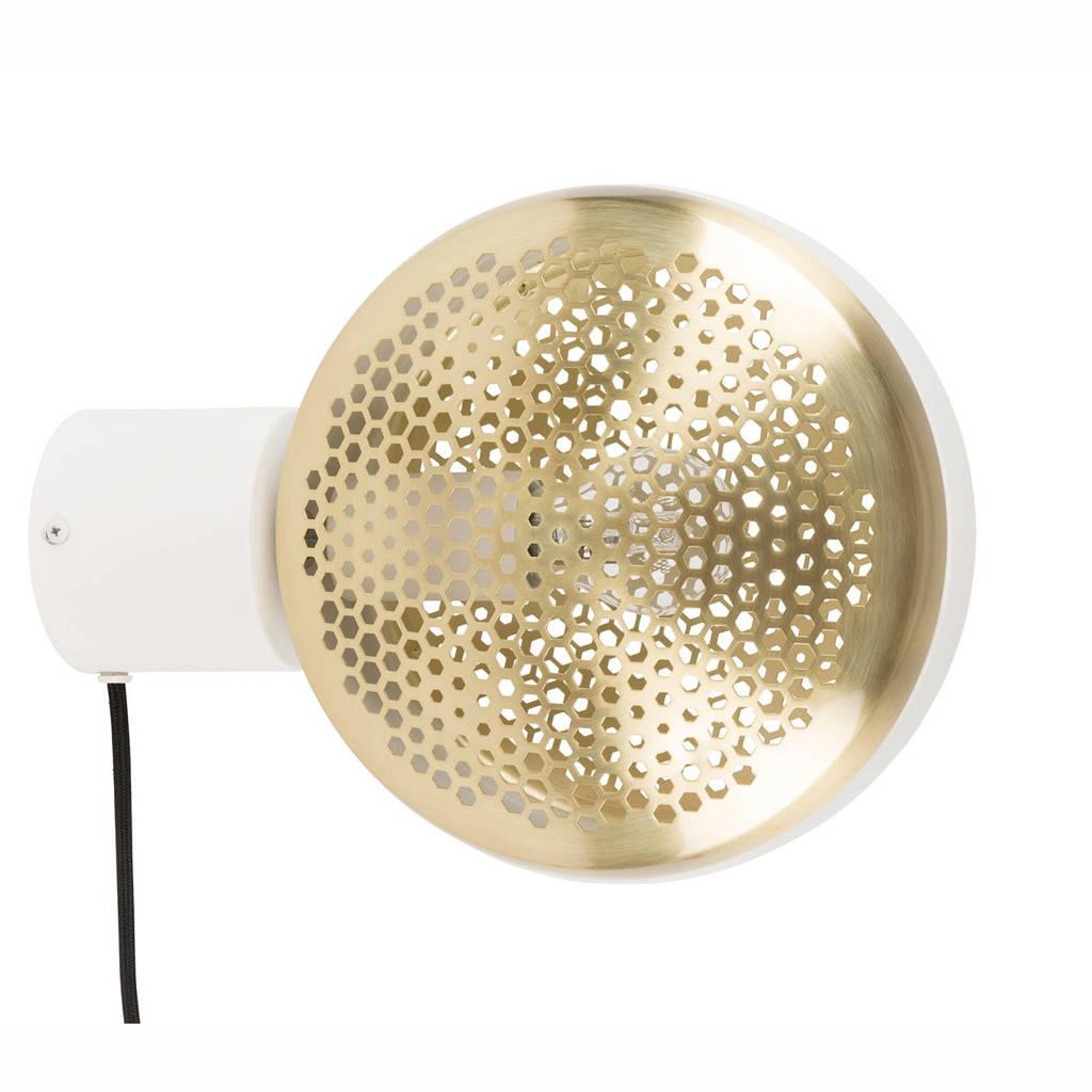 Zuiver wandlamp Gringo, Wit