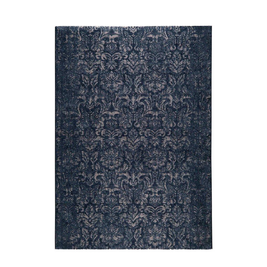 Dutchbone vloerkleed  (300x200 cm), Blauw