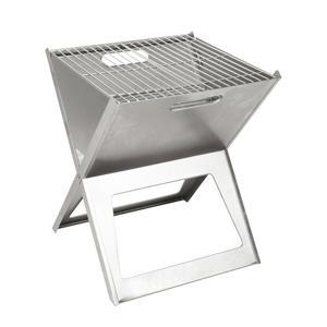 Notebook Medium RVS fire basket