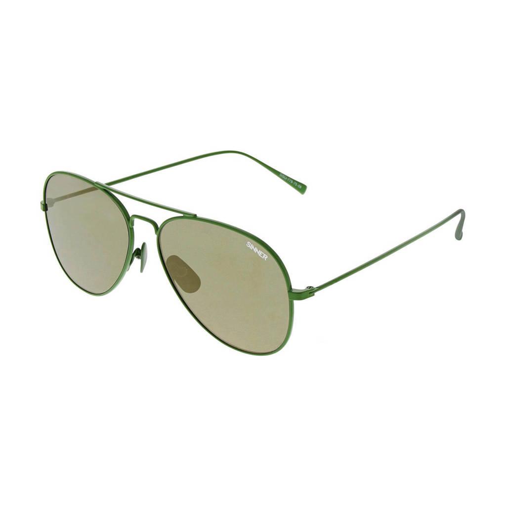 Sinner zonnebril Skyloft groen