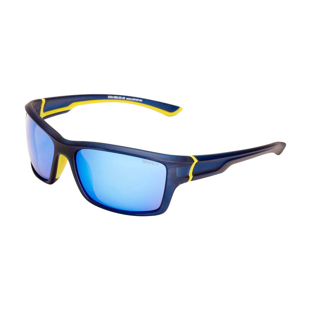 Sinner zonnebril Cayo donkerblauw