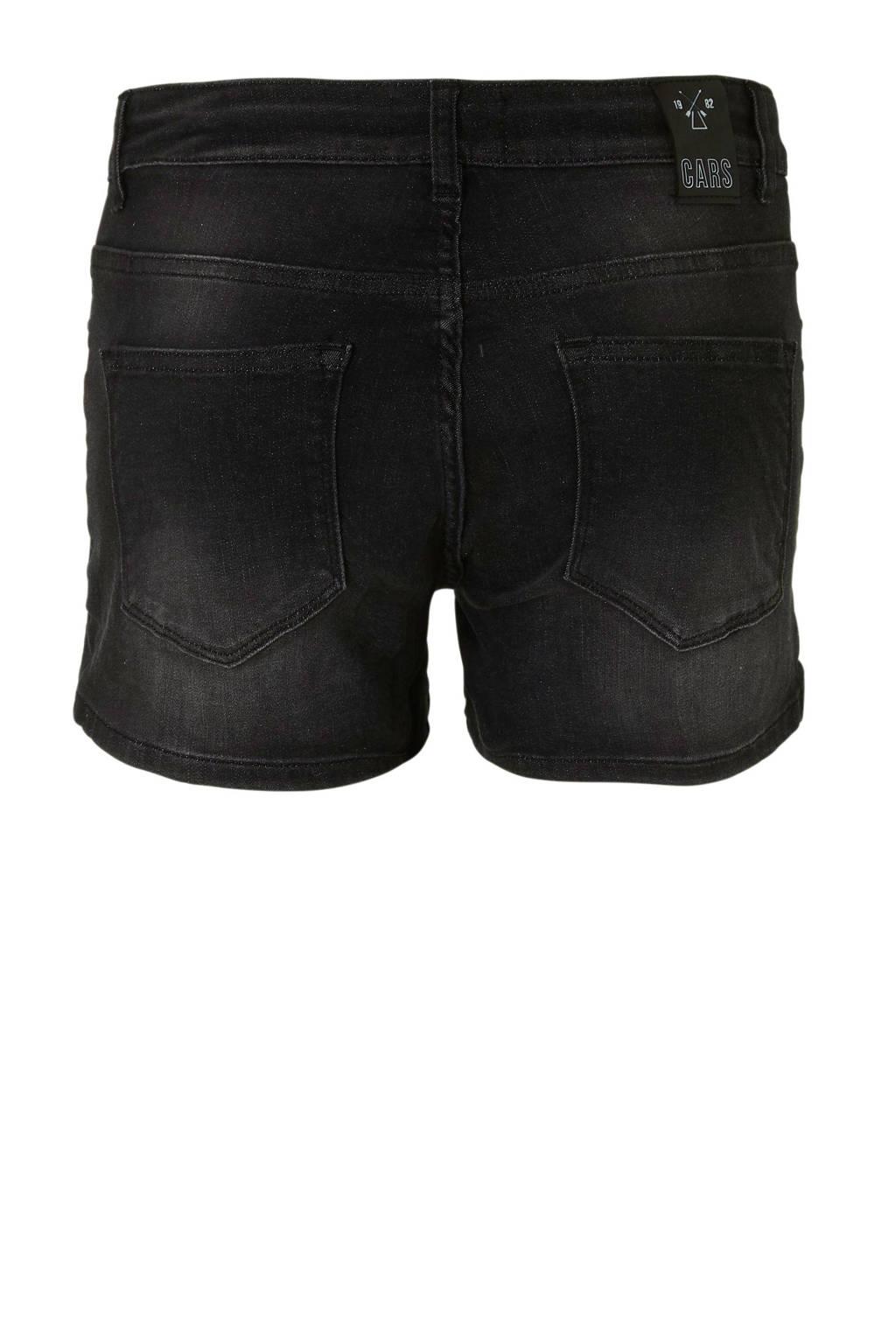 Cars jeans short Romy antraciet, Antraciet