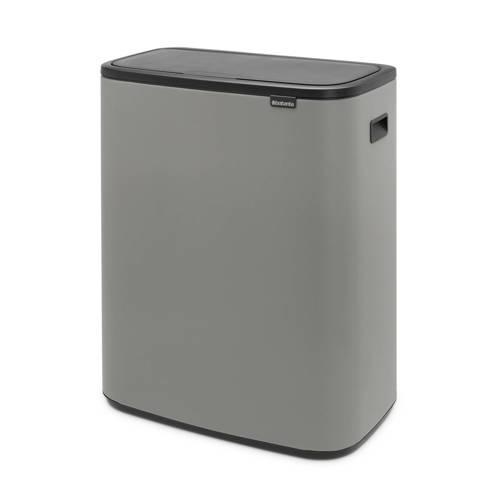 Brabantia Bo Touch bin afvalemmer (60 liter) kopen